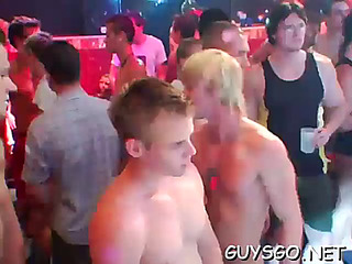 Homosexual fuckfest active of orgasms