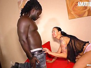 Unprofessional EURO - Deutsche Housewife Mareen Deluxe Goes Hardcore Take Big Black Cock