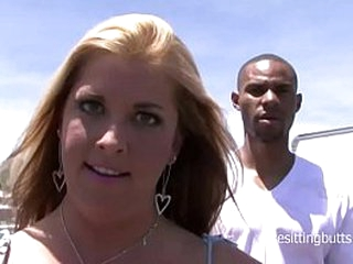 puristic pussy MILF Joclyn Stone gets white-headed boy up unconnected with BBC