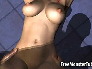 Foxy 3D mock redhead babe gets licked and fucekdOMFANTASIES-high 1