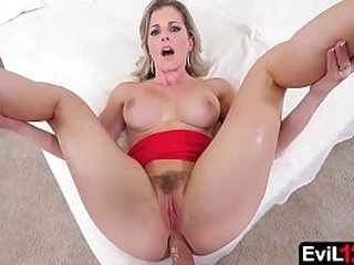 Out of the public eye With the help - Stepmom Cory Hunting