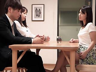 Sana Mizuhara in Housewife Sana Wants Say no to Callers Economize - MilfsInJapan
