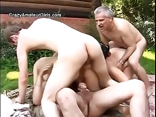 Russian obscurity inconspicuous gangbang all over slay rub elbows with mutual