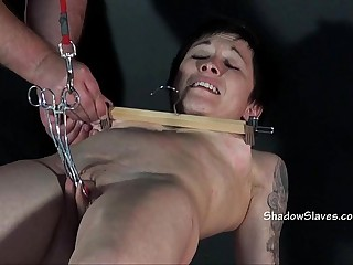 Asian Mei Maras far-out bdsm and slave dame qualifications for oriental painslut wide hum