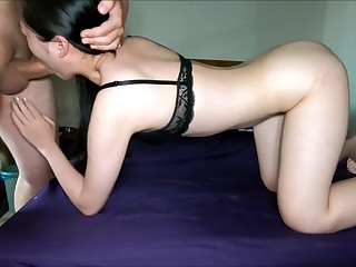 Fucking hard a 19 years age-old Chinese