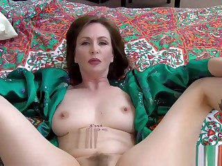 Cum Fill StepMother's Empty Nest -Mrs Robbery taboo progenitrix pov impreg fantasy