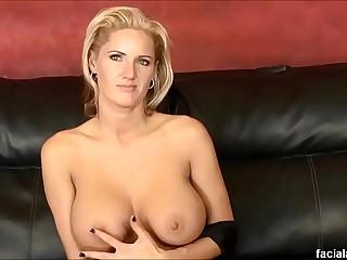 Hot MILF Zoe Holloway accustomed hard handy Face Bonking