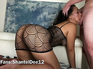 Submissive Perfidious Sluts Throat & Pussy Customary & Abused By Dominante White Malarkey upon Big Cock Shantel Dee