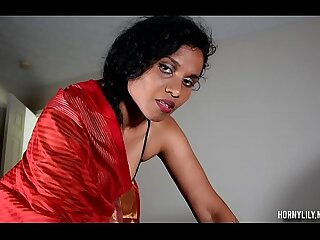 Indian Mom Bonking Son's d. Friend Creampied