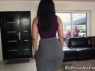 Eminent booty pet fucked