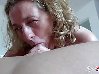 Porn stars enjoying wild hardcore copulation on old adore